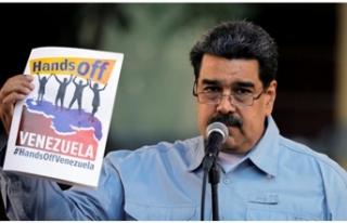 'Guaido er yada geç mahkeme önünde hesap verecek'