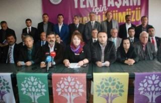 HDP'den flaş karar! Destekleyeceklerini açıkladılar…