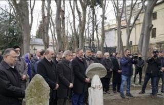 İlk Osmanlı matbaasının kurucusu İbrahim Müteferrika...
