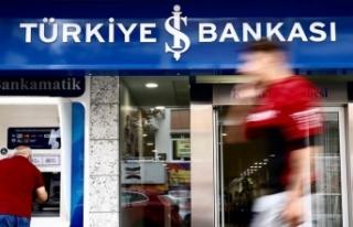 İş Bankası'ndan 2018 yılında 6,8 milyar...