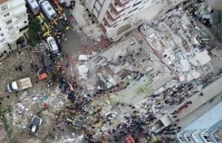 Kartal'da çöken bina ile ilgili 3 kişi gözaltına...
