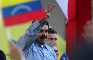 Maduro Trump'ın tehditlerine karşı dünyadan...