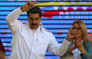 Maduro açıkladı! Gizlice görüşmüşler