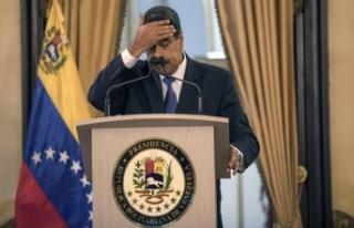 Maduro'nun elektirikleri kesildi, Beyaz Saray...