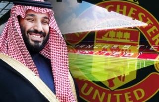 Manchester United'ı satın alacağı iddiası...