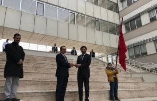 Marmara Anadolu İmam Hatip Lisesi'ne yerli ve...