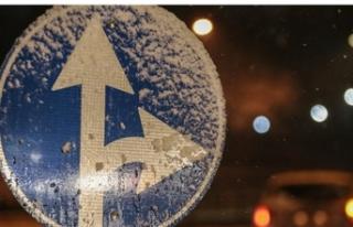 Meteoroloji uyardı... Kar ve karla karışık yağmur!