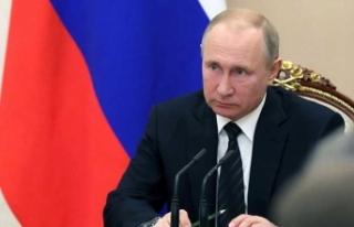 Putin'den Erdoğan'a telefon! Başsağlığı...