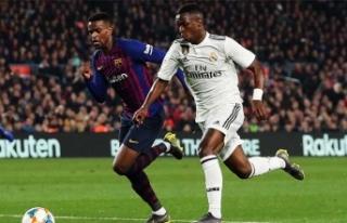 Barcelona - Real Madrid kupada kapıştı