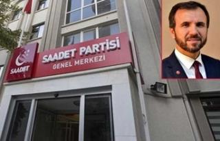 Saadet Partisi'nin Ankara adayı belli oldu