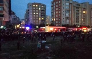 Son dakika... İstanbul'da site içerisine askeri...