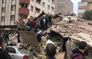 Kartal'daki çöken binayla ilgili 2 tutuklama