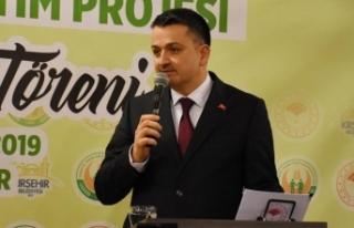 'Türkiye tarım ürünleri konusunda net ihracatçı...