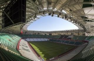 Türkiye-Fransa maçı Konya'da oynanacak