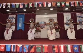 12. Uluslararası Öğrenci Buluşması Sri Lanka...