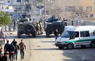 Afrin'de YPG/PKK'dan hain tuzak