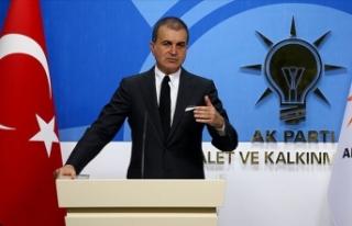 AK Parti Sözcüsü Çelik: Mansur Yavaş bizim meselemiz...