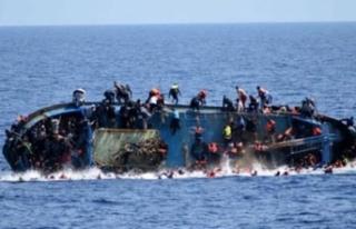 Akdeniz'de facia: 45 ölü