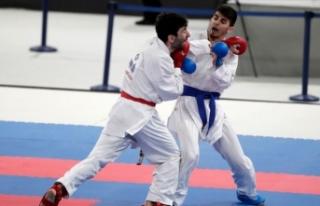 Avrupa Karate Şampiyonası'nda Türkiye ilk...