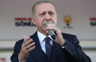 Başkan Erdoğan'dan Şırnaklılara çifte müjde