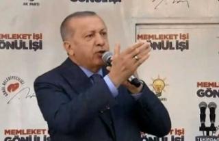 Başkan Erdoğan: Caninin bağlantılarını ortaya...