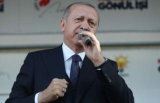 Cumhurbaşkanı Erdoğan: Bunların tek ittifakı...