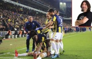 Cüneyt Kaşeler sıcağı sıcağına Fenerbahçe...