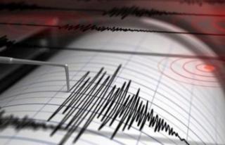 Denizli'de korkutan deprem!