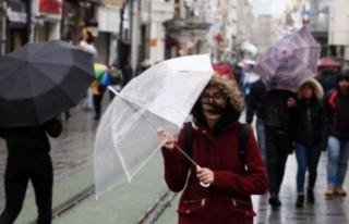 Dikkat! Meteoroloji Marmara, Ege ve Akdeniz için...