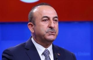 Dışişleri Bakanı Çavuşoğlu'ndan azınlık...