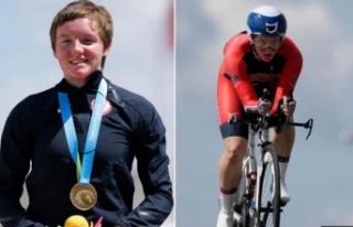 Dünya şampiyonu genç bisikletçi intihar etti