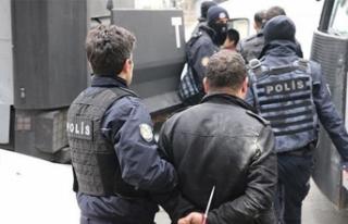 Eylem planı yapan PKK'lılara operasyon