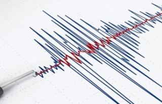 İran-Irak sınırında orta şiddette deprem!