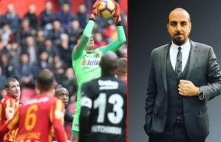 Fırat Günayer, Kayserispor Beşiktaş maçını...