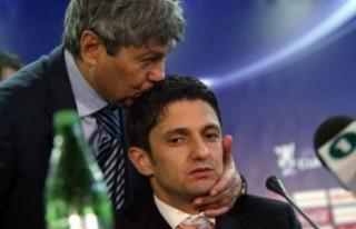 Flaş iddia! Baba - oğul Lucescu Kartal oluyor