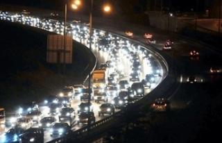 Galatasaray maçı öncesi İstanbul'da yol düzenlemesi:...