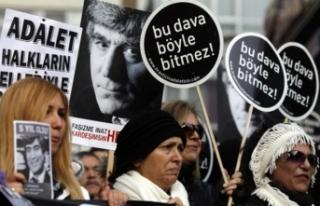 Hrant Dink davasındaki tahliyelere itiraz!