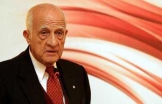 İnan Kıraç Galatasaray Başkanlığı için adayını...