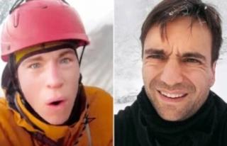 İngiliz ve İtalyan dağcıların cesetleri 'Ölüm...