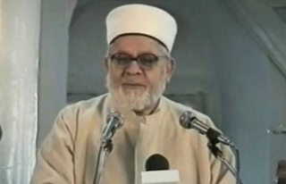 Kapu Camii'nden Hakk'a çağıran ses: Tahir Büyükkörükçü