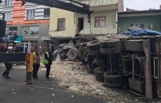 Kayseri'de kamyon dehşeti: Ölü ve yaralılar...