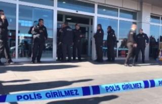 Kayseri Havaalanı'nda silah sesleri! Yaralılar...