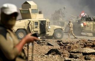 Kerkük'te askeri araca DEAŞ saldırısı