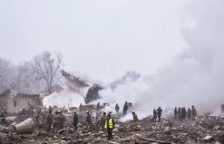 Kolombiya'da uçak düştü: En az 12 ölü!
