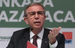 Mansur Yavaş'tan istifa açıklaması