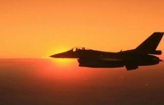 Milli Savunma Bakanlığı açıkladı: Kuzey Irak'ta...