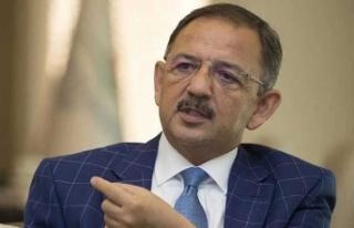 Özhaseki'den Mansur Yavaş'la TV'de tartışma...