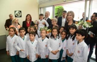Prof. Dr. Canan Karatay, Başkan Sözlü'nün misafiri...
