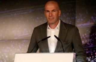 Real Madrid'de ikinci Zidane dönemi