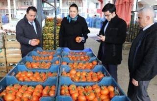 Rekabet Kurumu'ndan 24 sebze-meyve toptancısına...